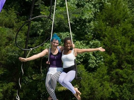 Queer youth find an outlet through circus arts camp