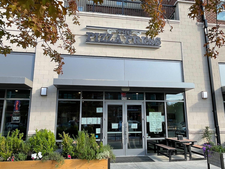 Pizza Press is rebranding as /sôst/ on Friday Apr. 30, 2021.