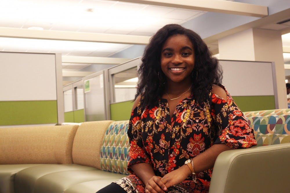 Meet the UNC first-year working with the Obama Foundation to help Black women in STEM
