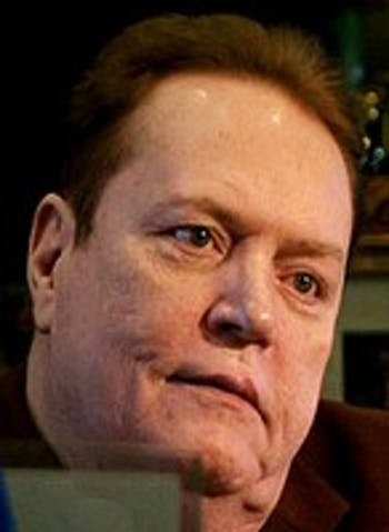 Larry Flynt was front and center in a Supreme Court case about libel.