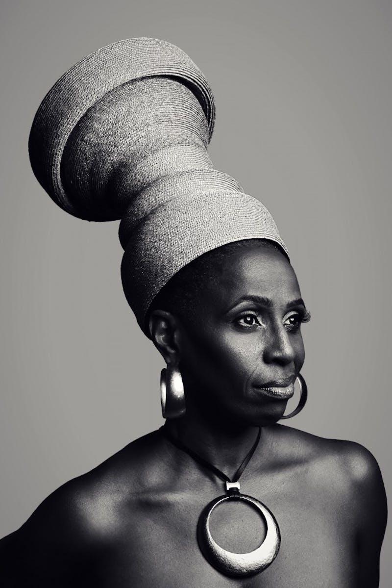 "Headshot of Yolanda Rabun who will be starring in ""No Fear and Blues Long Gone: Nina Simone"" as Nina Simone."