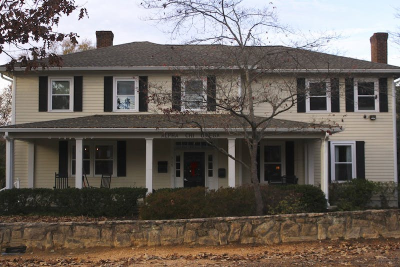 Alpha Chi Omega now will allow anyone who identifies as a woman to join their sorority.