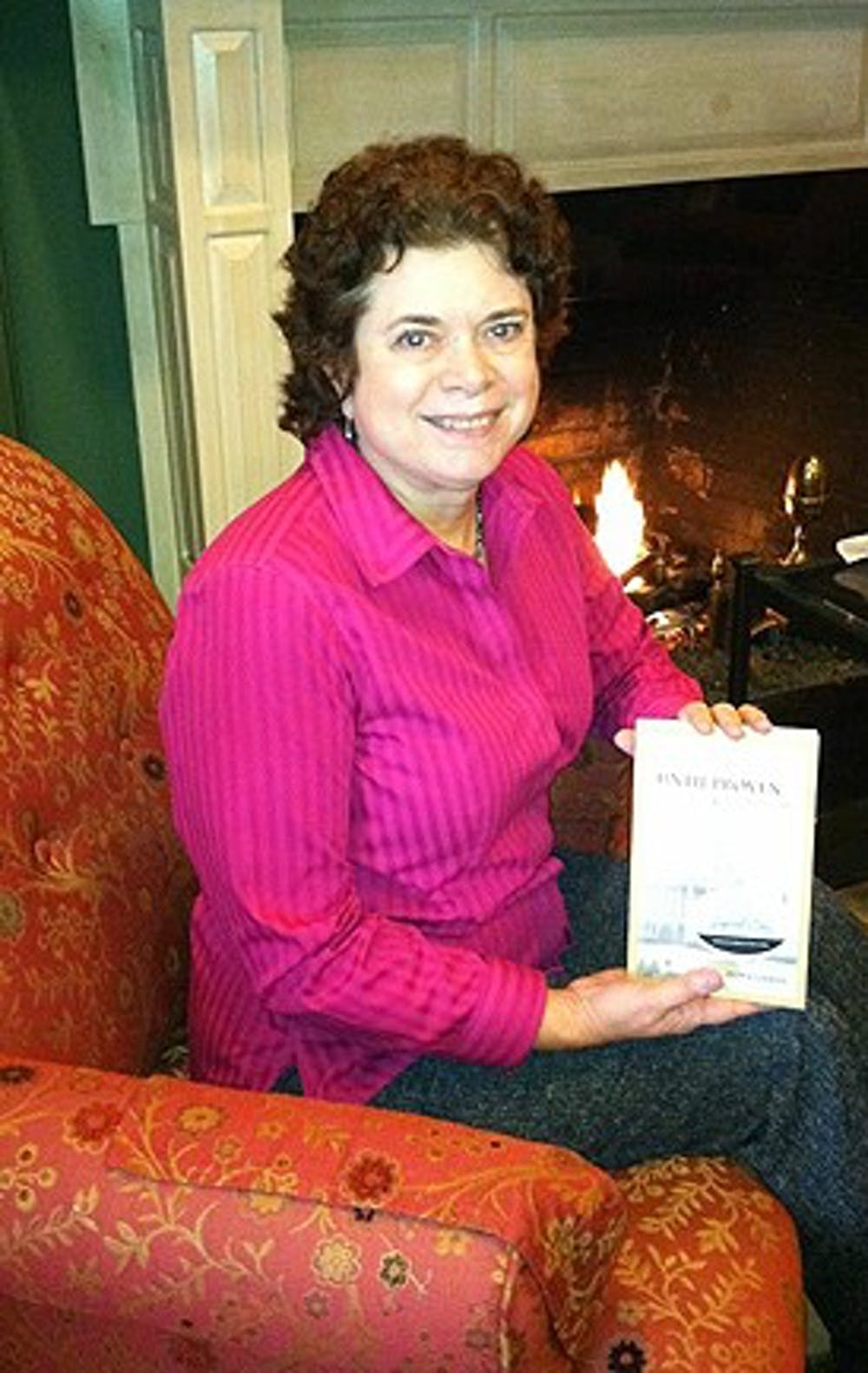 Q&A with local author Nora Gaskin