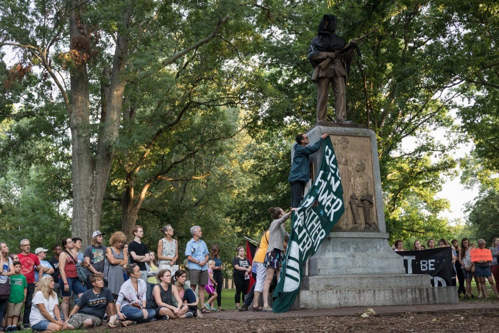 Cooper gives UNC permission to remove Silent Sam