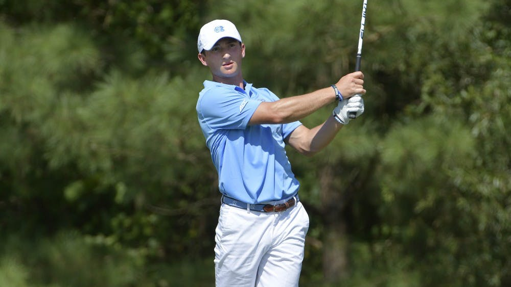 Ergood leads UNC men's golf to sixth-place finish at Louisville Cardinal Challenge