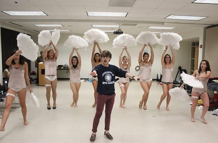 Pauper Players brings 'Chicago' to UNC