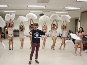 """The UNC Pauper Players production of """"Chicago"""" will be performed Nov. 10-13. Photo courtesy of Drake Broussard."""