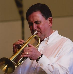 Jim Ketch is a professor of music and the director of jazz studies. Photo courtesy of Jim Ketch.