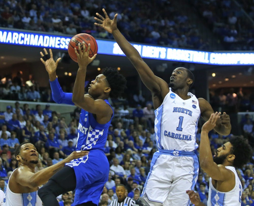 UNC men's basketball raising defensive intensity ahead of Final Four