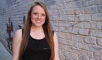 Jenny Surane was elected as editor-in-chief for the 2014-15 school year.