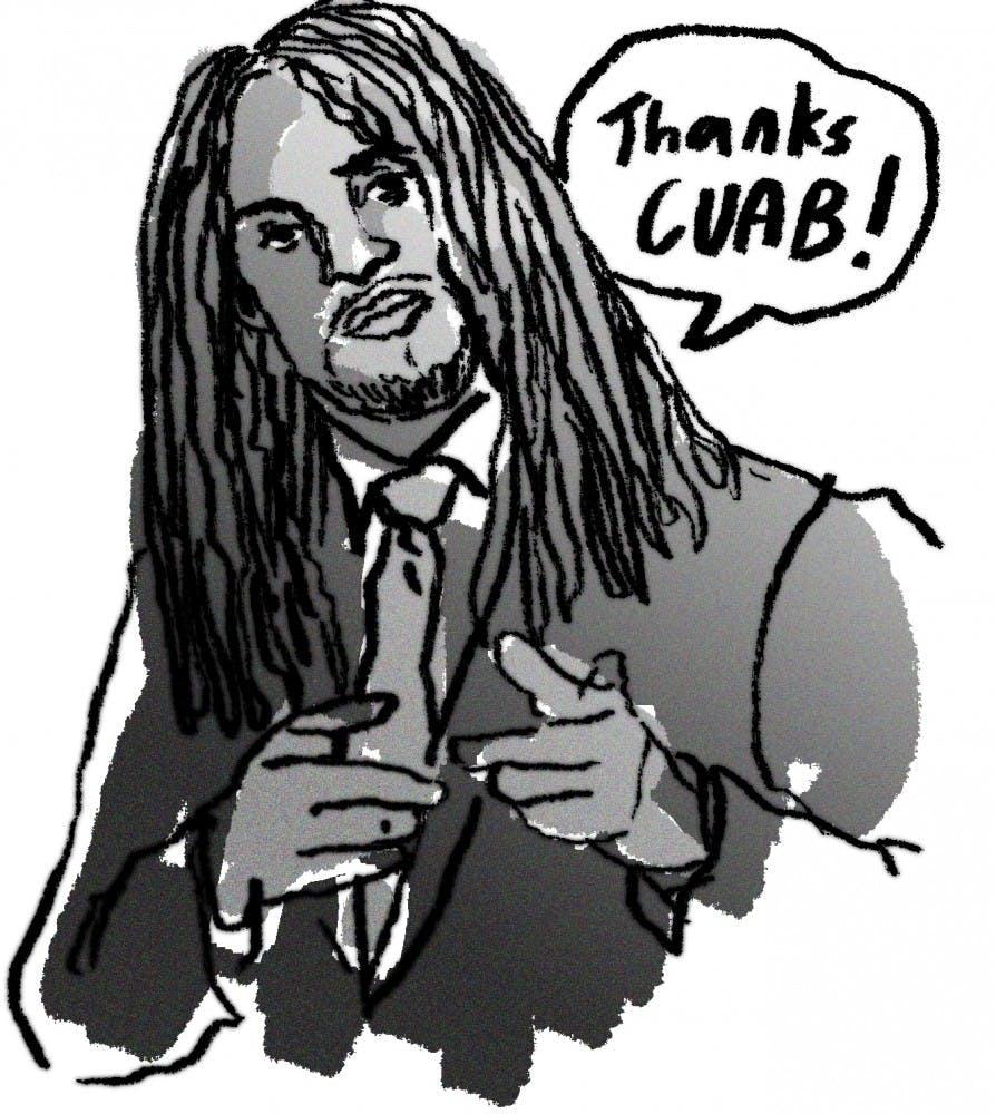 Editorial: Thank you, CUAB