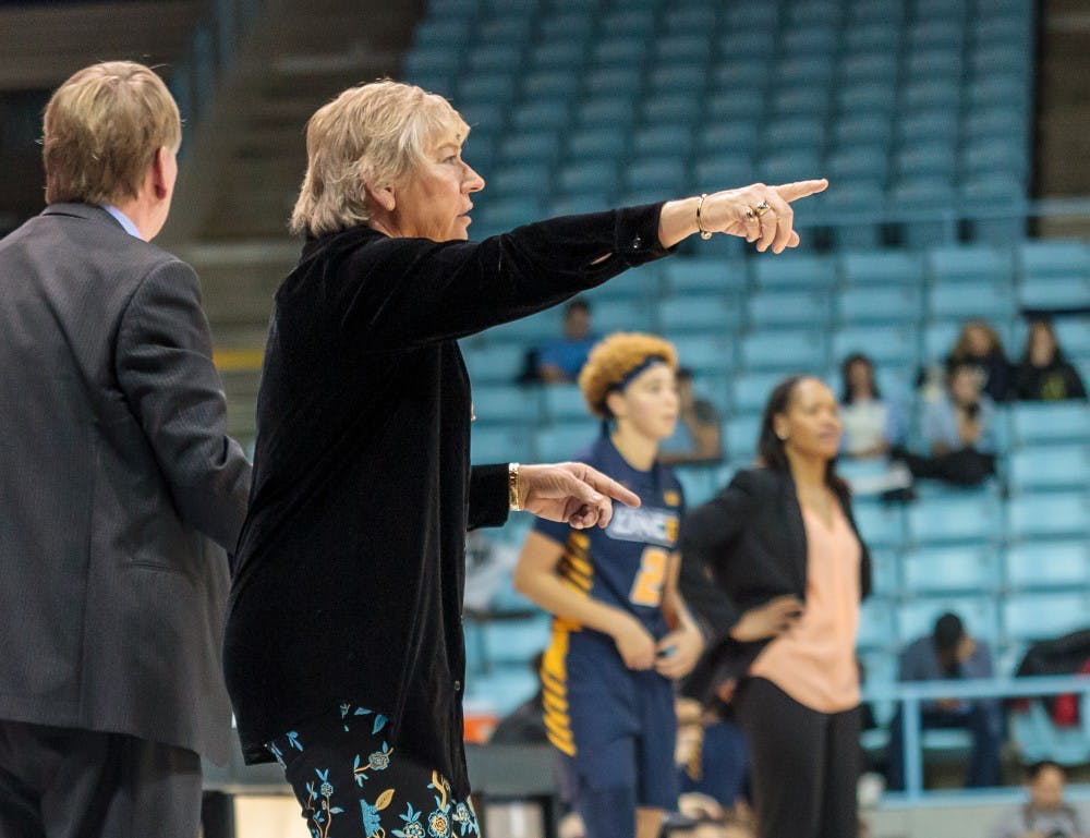 Sylvia Hatchell resigns as UNC women's basketball coach