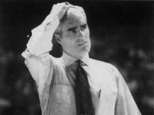 DTH Archive. In his second season with the Tar Heels, UNC coach Matt Doherty had to endure many tough moments. The Tar Heels finished 8-20, their worst record in school history.