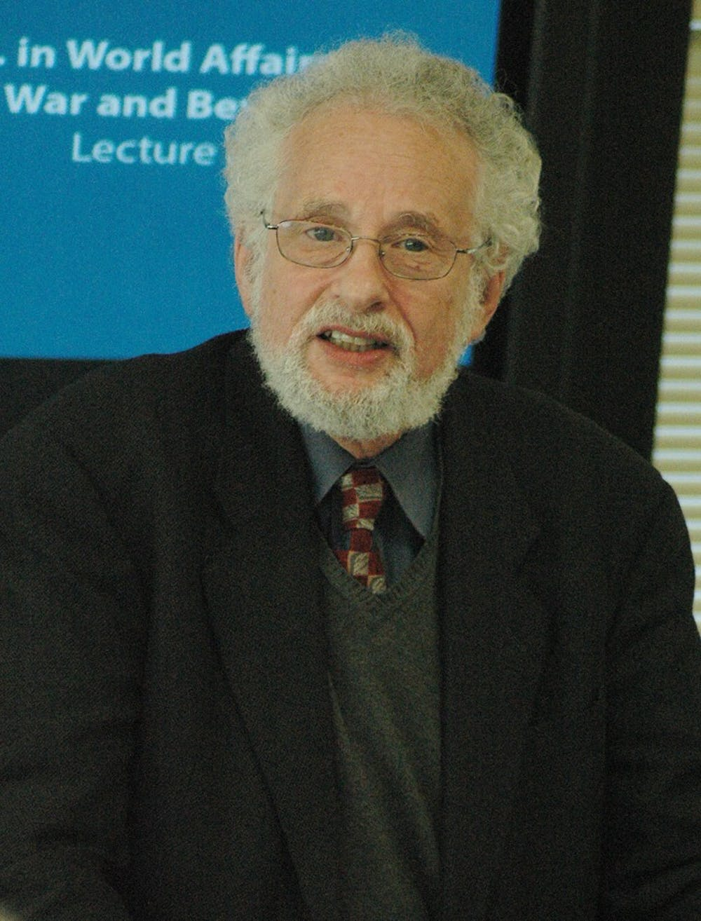 UVa. professor lectures on US foreign policy