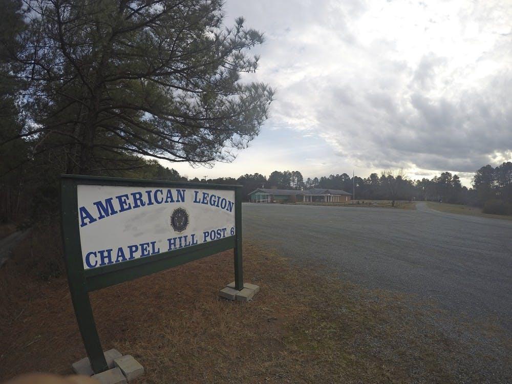 Chapel Hill Town Council develops American Legion task force