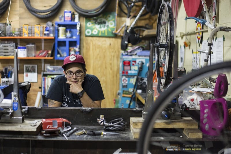Ryann Giorgi is one of the founders of Moon Cycles.