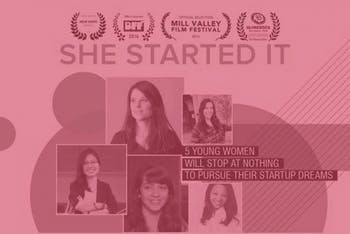 "The CoOperative office in Graham will show ""She Started It,"" a documentary about female entrepreneurs, on Thursday at 6:30 p.m. Photo courtesy of Chelsea Dickey."