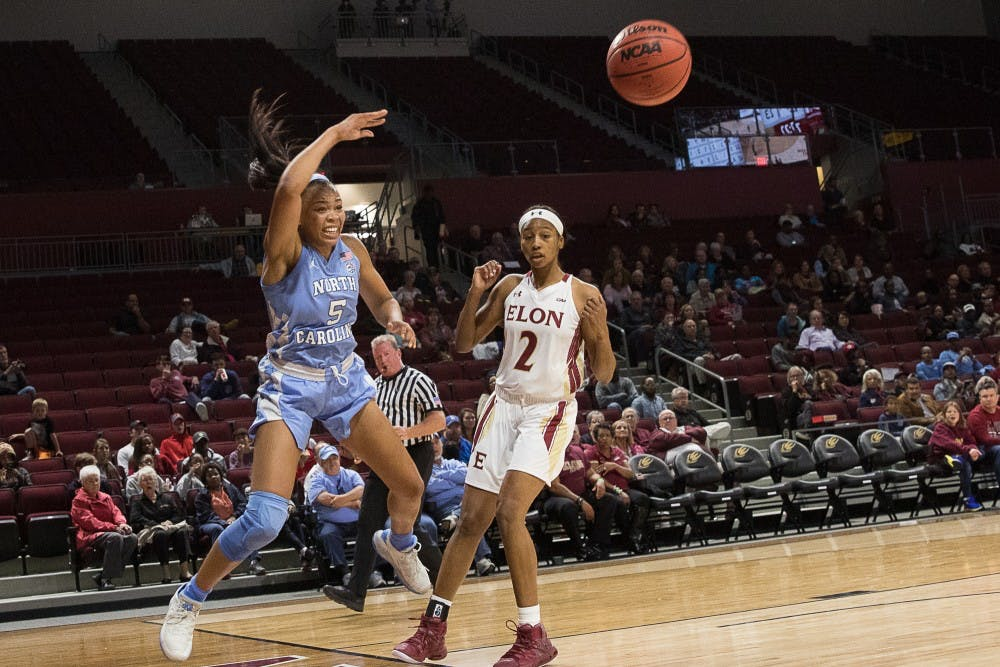 Stephanie Watts returns from 2017 injury, giving UNC women's basketball hope