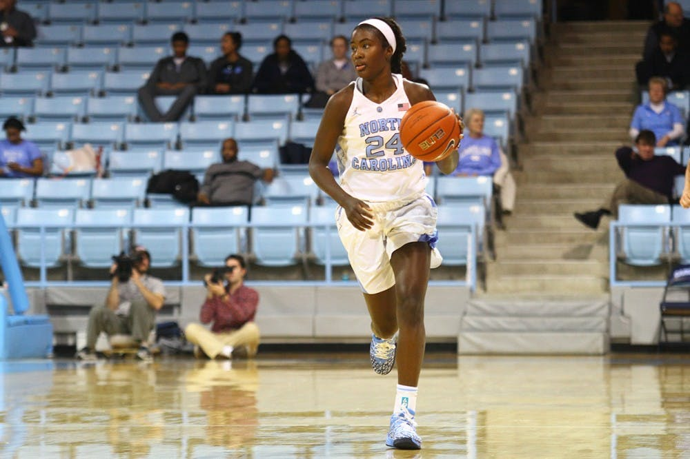 UNC women's basketball outlasts Virginia Tech for second straight win