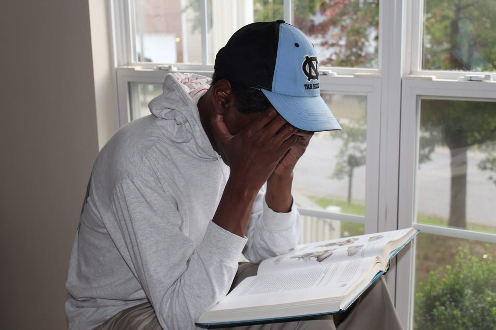 <p>Struggles with mental health are no stranger to UNC students.</p>