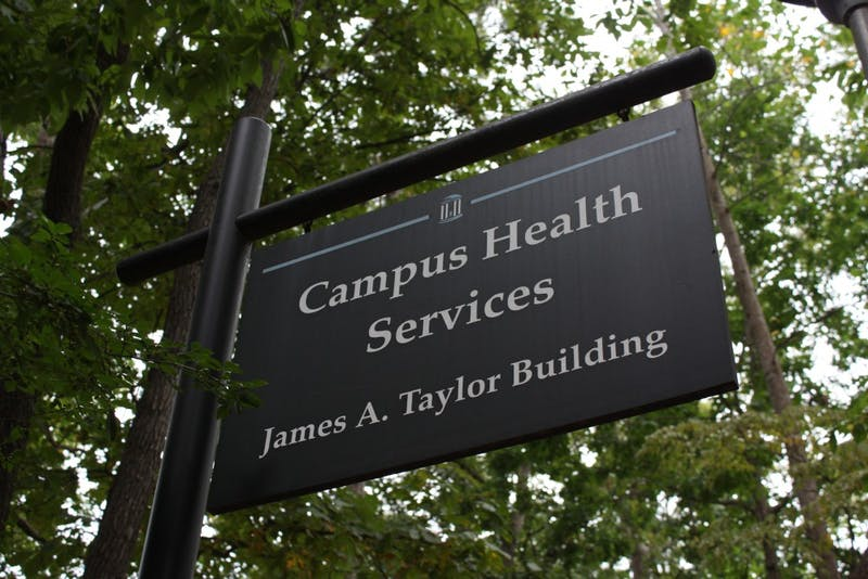 Campus Health Services offers testing for STIs, STDs and HIV.