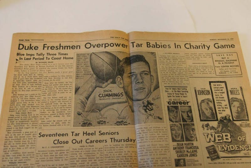 Duke Freshmen Overpower Tar Babies