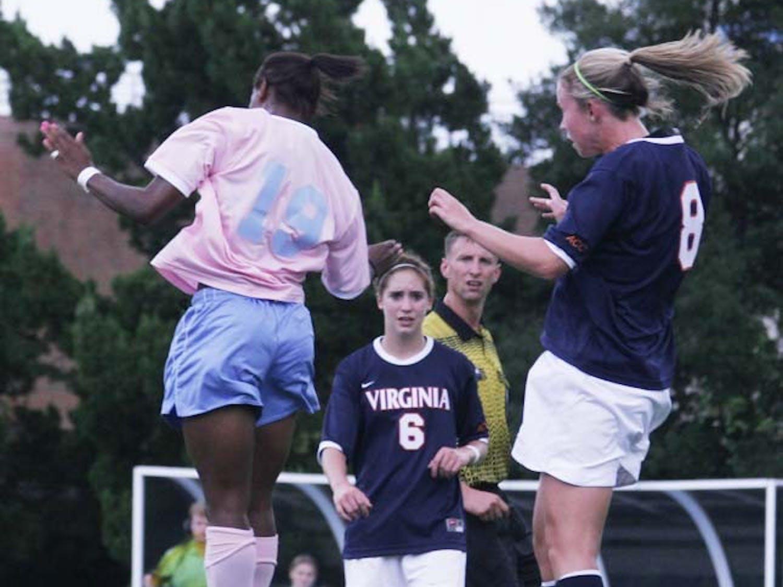 Crystal Dunn of UNC Women's Soccer
