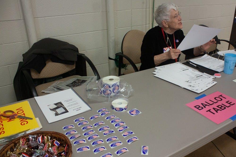Something old, something blue: Orange County voter turnout