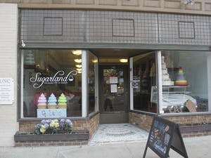 Sugarland is being featured on a new show on Food Network.