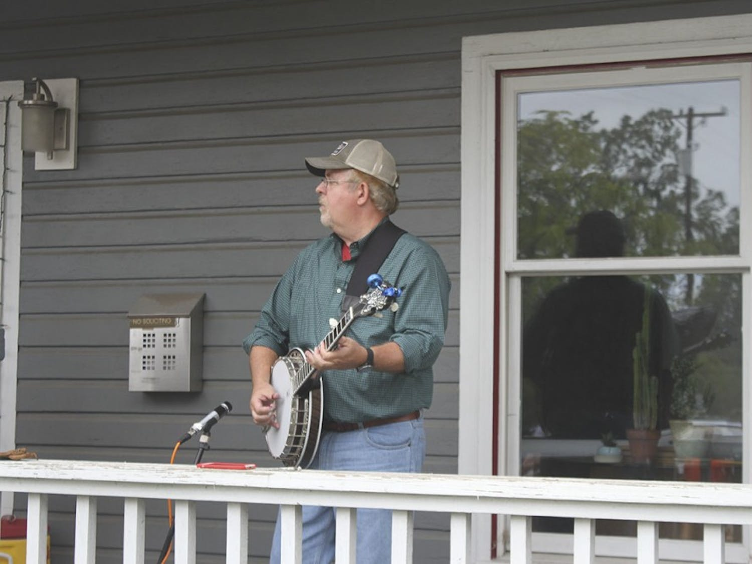 Many various artists performed at the Carrboro Music Festival on Sunday throughout downtown.