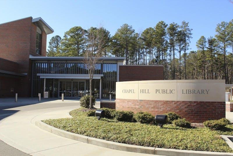 Chapel Hill Public Library.