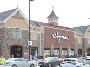 Wegman's in Raleigh on Sunday, Sept. 20, 2020. The Wegmans in Chapel Hill is set to open in early 2021.