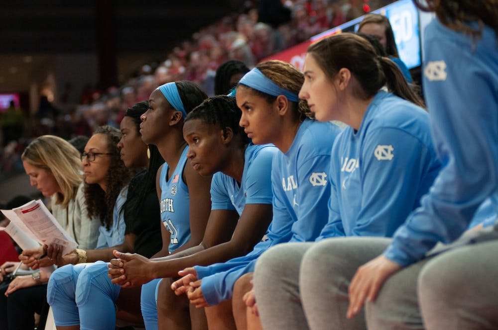 'Another sixth man': Banghart's energy gives UNC optimism despite loss to N.C. State