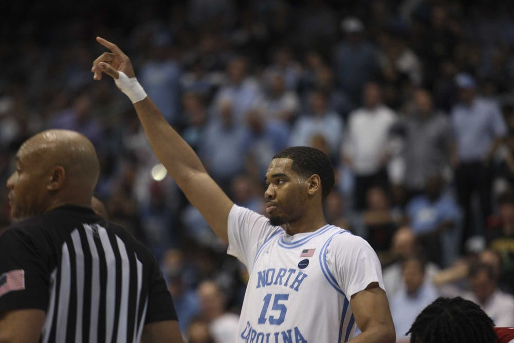 'He's a dog': Against N.C. State, Garrison Brooks made sure UNC wouldn't lose