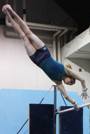 Gymnastics injuries harden Diamond