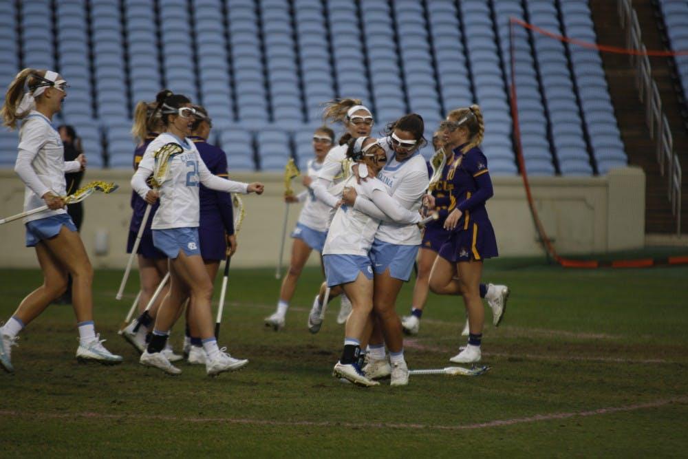 How two former UNC women's lacrosse players built a program