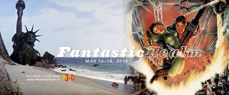 The FantasticRealm Film Series features 15 classic fantasy and sci-fi films. Courtesy of Elisabeth Branigan.