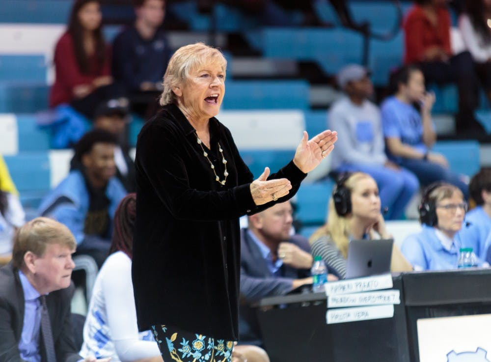 Editorial: Coaches like Sylvia Hatchell don't belong at UNC