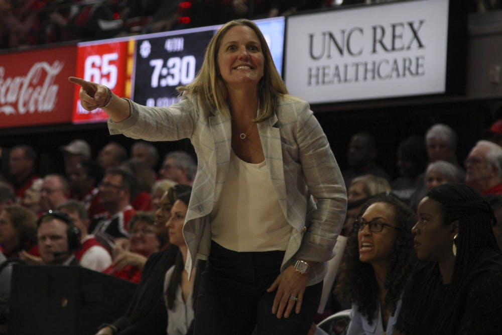 'Just tough tonight': Frustration with refs overshadows UNC's loss to N.C. State