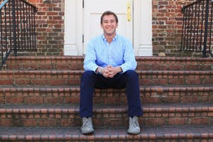 Former Student Body Presiden Will Leimenstoll sat down with the Daily Tar Heel just hours before Christy Lambden's inauguration.