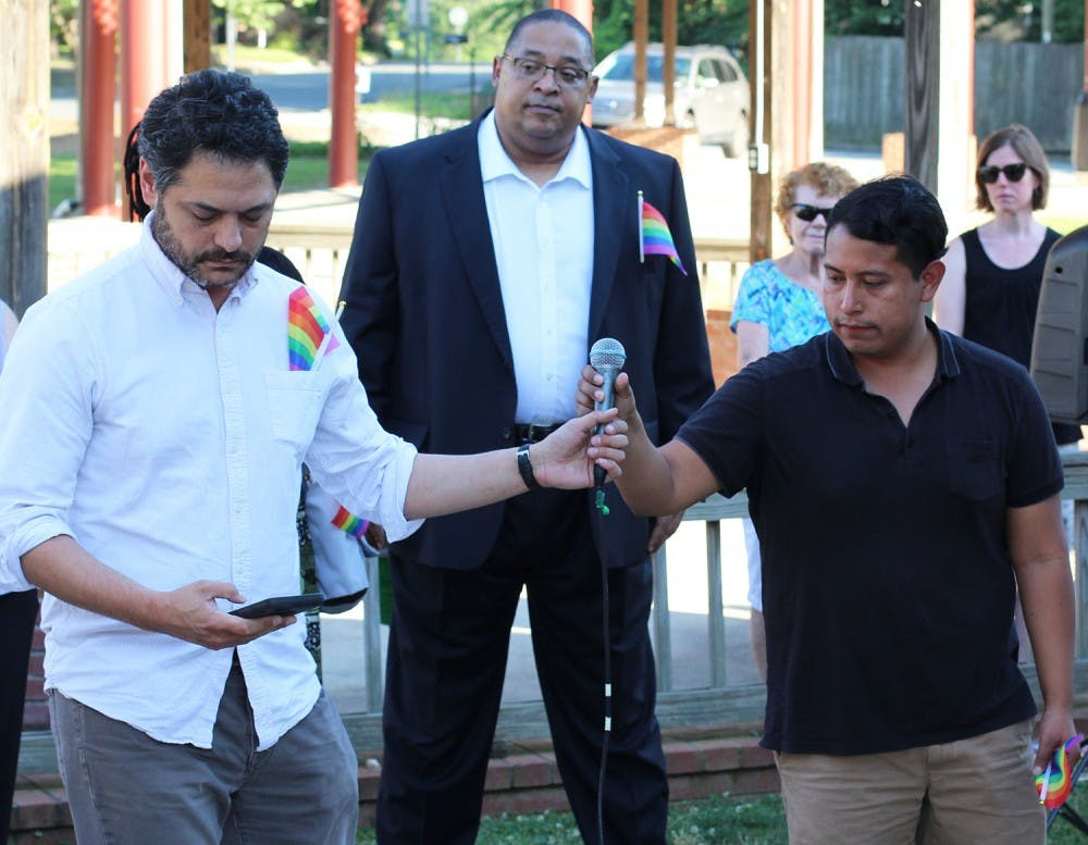 Vigils honored victims of the Orlando shooting