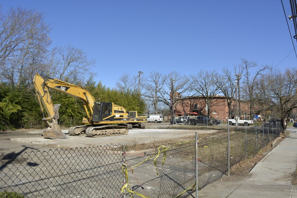 Abandoned CVS building demolished in Carrboro - The Daily