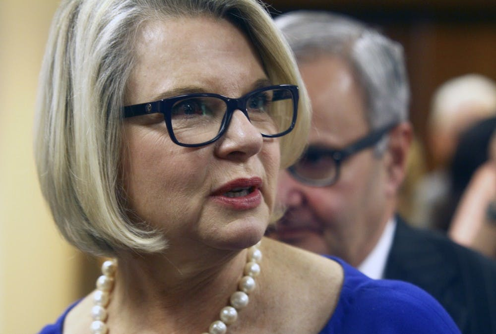 Margaret Spellings to be next UNC-system president