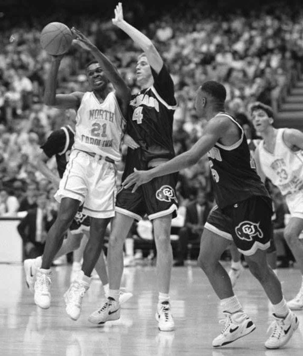 On this day: UNC basketball earned third national title with win over Michigan in 1993