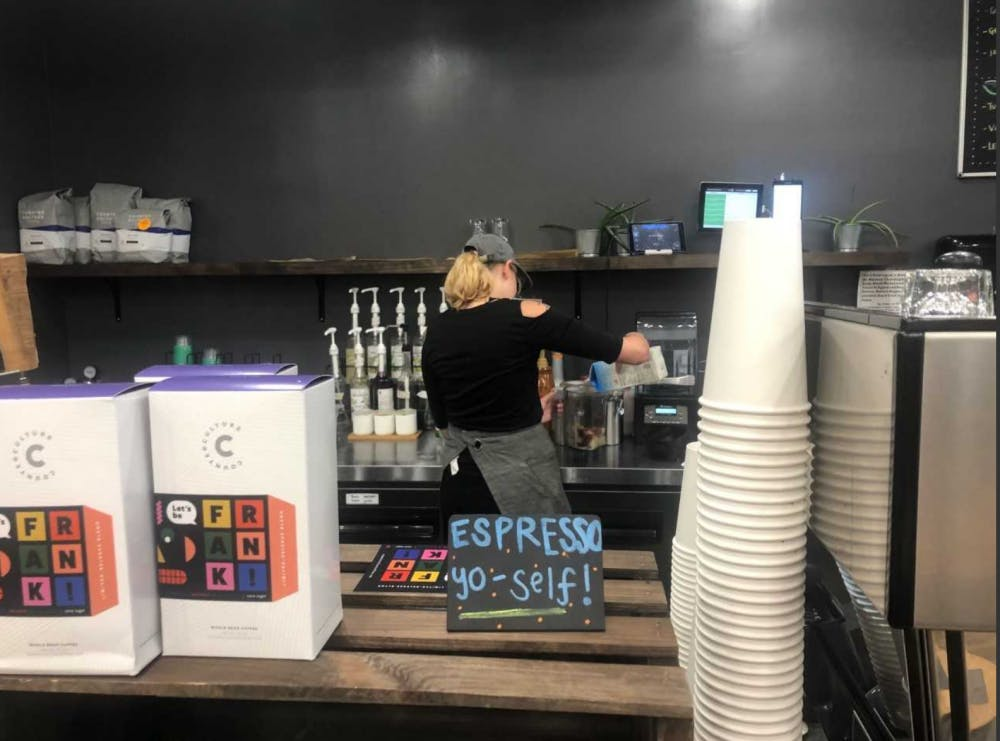 A Day in the Life: A Tama Café barista juggles work and school