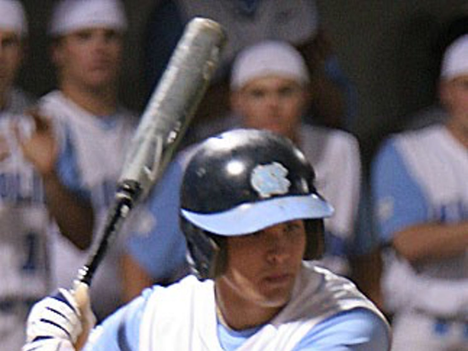 North Carolina freshman Levi Michael struggled Friday against Miami but had three hits with three RBI in the series? next two games.