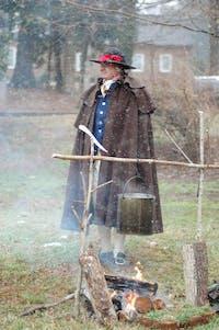 The 13th Annual Revolutionary War Day will be Saturday-- commemorating British General Cornwallis