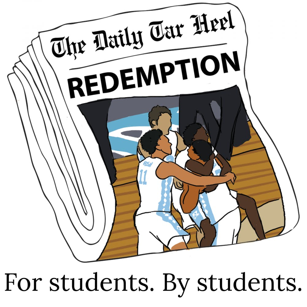 Students Start the Presses: A student fundraising campaign to support The Daily Tar Heel