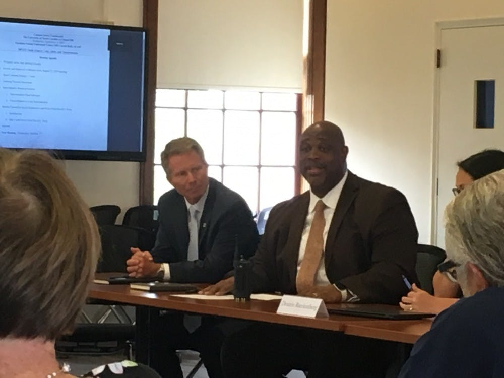 UNC's new police chief talks campus culture, protocol and