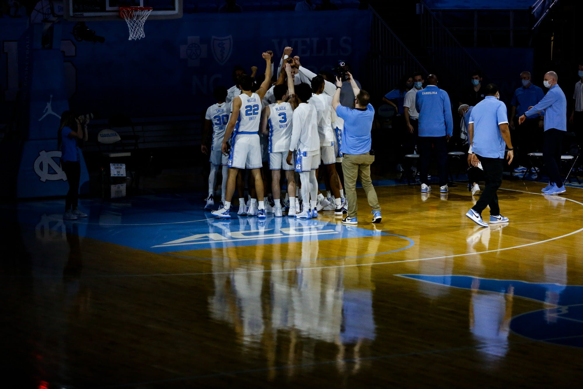 Column: For UNC basketball fans, Saturday's win over Duke was a ...